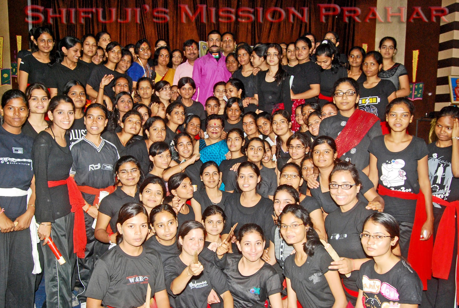 Shifujis Mission Prahar
